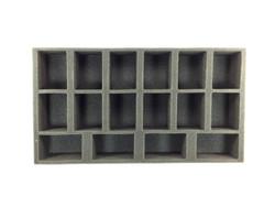 (W/H) Oversized Medium Troop Foam Tray (PP-2)