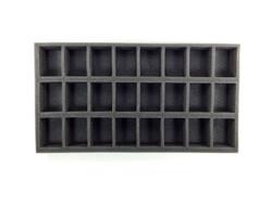 (W/H) Oversized Small Troop Foam Tray (PP-1.5)