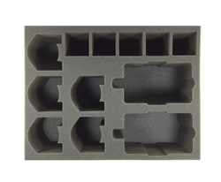 (30K) Adeptus Mechanicum Heavy Support Foam Tray (BFL-4)