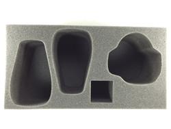 (Tyranids) 2 Carnifex 1 Trygon Foam Tray (BFM-6)
