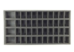 (Gen) 40 Medium 4 Large Troop Foam Tray (BFM)