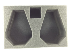 (Space Marine) 2 Drop Pod Foam Tray (BFS)