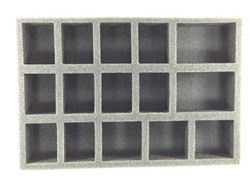 (Gen) 32mm 36 Medium 6 Large Troop Foam Tray (BFS-1.5)