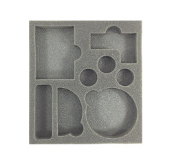 Guild Ball Accessory Foam Tray (PP.5-.5)