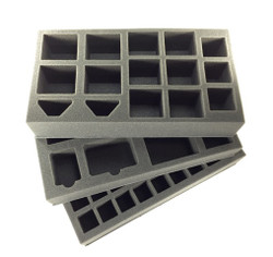 The Undercity Board Game Foam Tray Kit for Privateer Press Bags (PP)