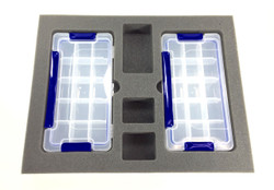 Benson Box Accessory Foam Tray with Benson Boxes (BFL-1.5)