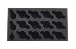 (Gen) 12 Generic Cavalry Foam Tray (PP-4)