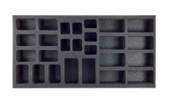 (Team Yankee) Flames of War German Infantry Foam Tray (BFM-1.5)