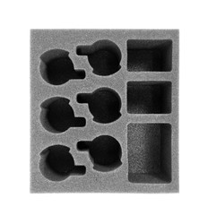 (Skorne) Cataphract Incindiarii Plastic Unit Foam Tray (PP.5-3)