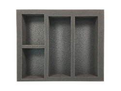 Card Box with Top Loader Foam Tray (BFB-1.5)