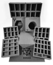 (Warmachine) Privateer Press Warmachine Khador Half Tray Kit (PP.5)