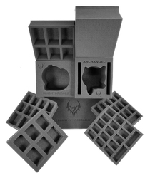 (Hordes) Privateer Press Hordes Legion of Everblight Half Tray Kit (PP.5)