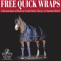 Free Quick Wraps!
