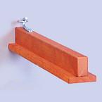 Portable Wooden Saddle Rack