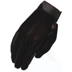 Heritage Crochet Back Riding Gloves