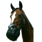 Deluxe Have a Heart Grazing Muzzle & Halter