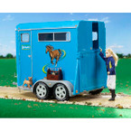 Breyer Traditional Two-Horse Trailer