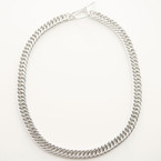 Michel McNabb Curb Chain Necklace