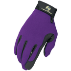 Heritage Performance Glove - Purple