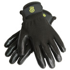 HandsOn Grooming Glove - Black