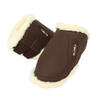 Tekna® Synthetic Sheepskin-Lined Fetlock Boots - Brown