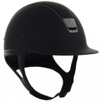 Samshield ShadowMatt Helmet with 5 Swarovski Crystals