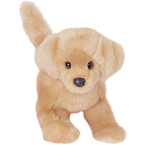 Douglas Bella Golden Retriever Stuffed Dog