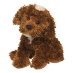 Douglas Bosco Chocolate Labradoodle Stuffed Dog