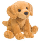 Douglas Gracie Golden Retriever Stuffed Dog