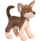 Douglas Pepito Chocolate Chihuahua Stuffed Dog