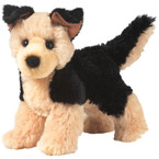 Douglas Sheba German Shepherd Stuffed Dog