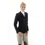 RJ Classics Ladies Nora Hunt Coat - Black