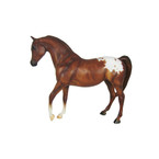 Breyer Chestnut Appaloosa