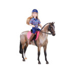 Breyer Classics English Horse and Rider