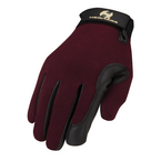 Heritage Performance Glove - Plum