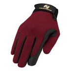Heritage Performance Glove - Dark Red