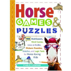 Horse Games & Puzzles for Horse-loving Kids