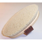 Goat Hair Ultra Soft Body Brush by Hill