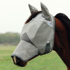 Cashel Long Nose with Ears Crusader Fly Mask