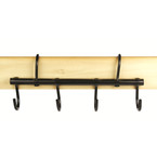 Portable Tack Bar - 4 Hooks