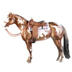 Breyer Cimarron Western Saddle