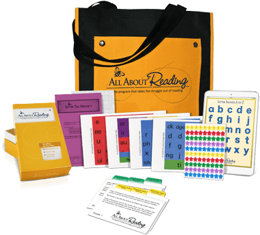 All About Reading Deluxe Interactive Kit