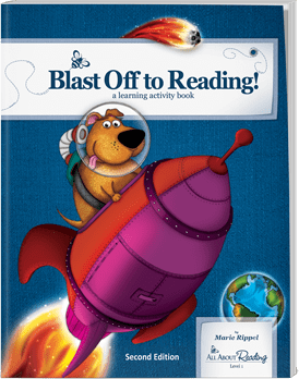 All About Reading Reading Blast Off to Reading