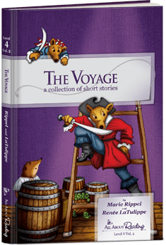 All About Reading Level 4 The Voyage