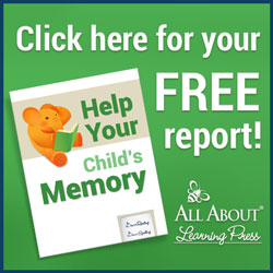 Help Your Child's Memory