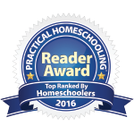 Practical Homeschooling Award