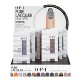 OPI Pure Lacqyer Nail Apps - Cream 28/Display