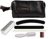 Personal Care Kit / Black Purse