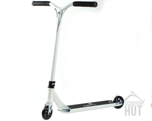 Ethic Complete Scooter | White