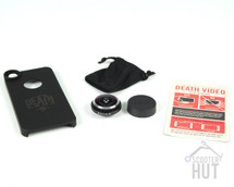 Death Lens Fisheye Lens for Iphone - includes case